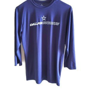 Dallas Cowboy's Authentic Youth Football Shirt